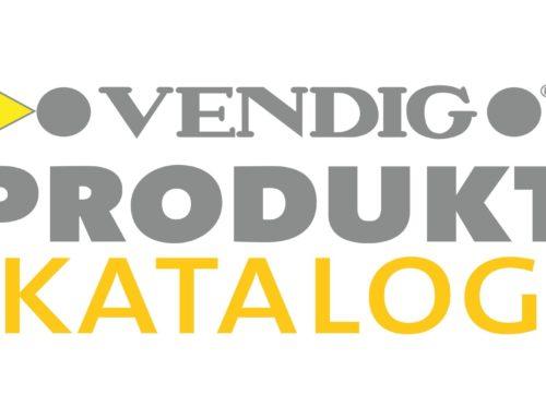 Ny Vendig AB produktkatalog!